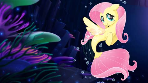 My The my pony the seaponies mermaids wallpapers