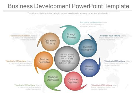 business development presentation template view business development powerpoint template