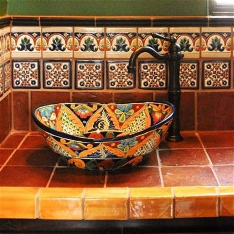 spanish style bathroom sinks 448 best images about mexican interior designs on