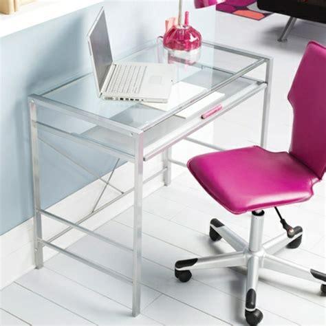plateau de verre pour bureau le plateau de bureau en verre pour votre office 224 la