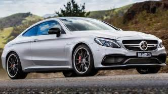 Mercedes Amg Coupe Mercedes Amg C63 S Coupe 2016 Review Snapshot Carsguide