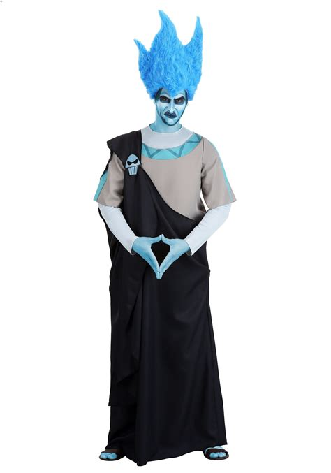 adult disney hercules hades costume