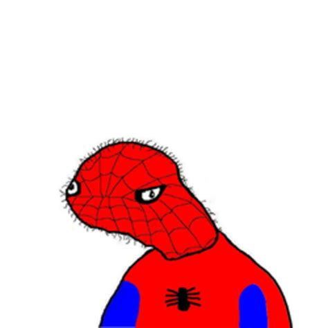 spoderman template spoderman spodermen your meme