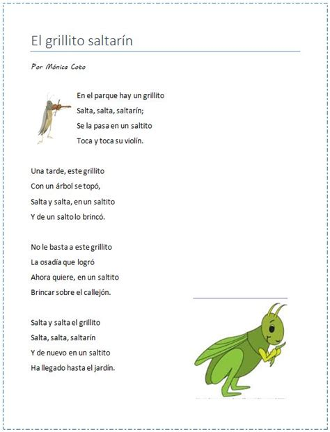 poemas de insectos para ninos 42 best images about poesias para ni 241 os on pinterest