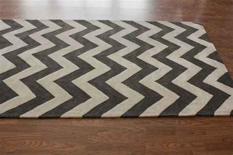 Chevron Outdoor Rug New Contemporary Outdoor Black Indoor Outdoor Chevron Area Rug Carpet Tufted Ebay