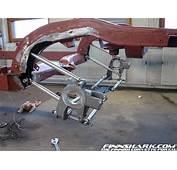 Guldstrand Rear Suspension Installation PICS