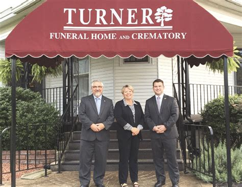 turner funeral home and the turner family contribute to