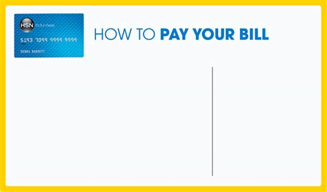 Can You Use Gift Cards To Pay Bills - hsn credit card how to pay your bill