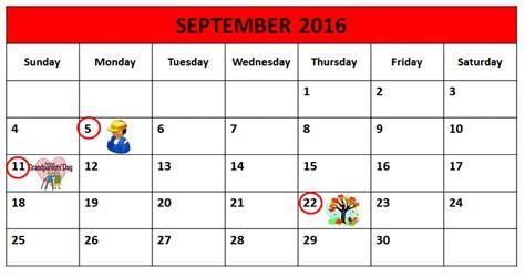Labor Day Calendar Labor Day Lesson For Esl Students