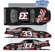 Decals Short Track Wraps Side Specialty Theme Graphics