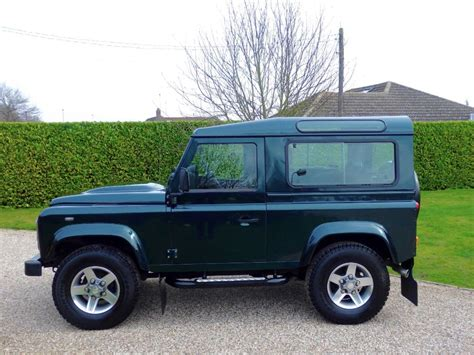 green land rover used aintree green land rover defender for sale essex