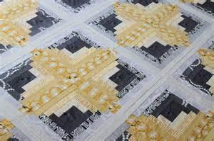rectangle log cabin quilt tutorial bonjour quilts