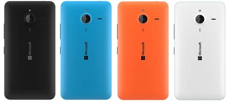 Microsoft Lumia 640 Xl Colors | microsoft reveals the lumia 640 xl affordable phablet