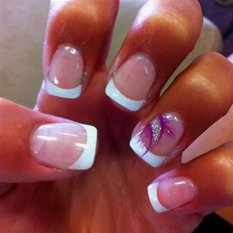 7 Tips For Summer Nails by Tip Acrylic Nails For Prom Www Imgkid The