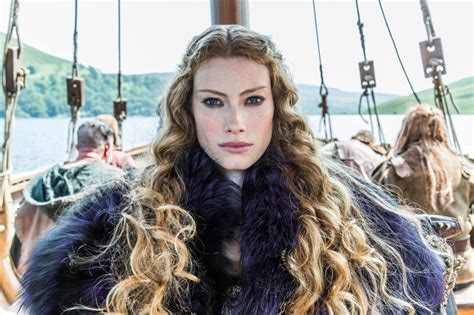 vikings hagatga hairdos vikings alyssa sutherland anthropologie 2016