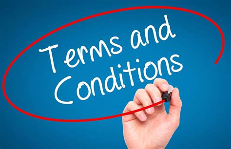 easy to use website terms and conditions generator terms