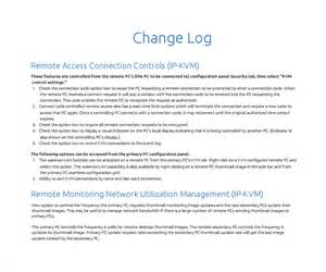 Change Log Template by Sle Change Log Template 6 Free Documents In Pdf