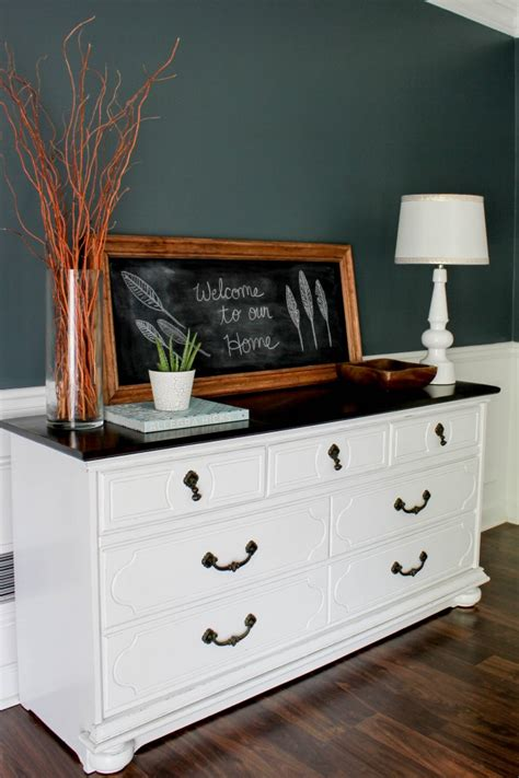 painting a dresser white how to paint furniture a beginner s guide erin spain