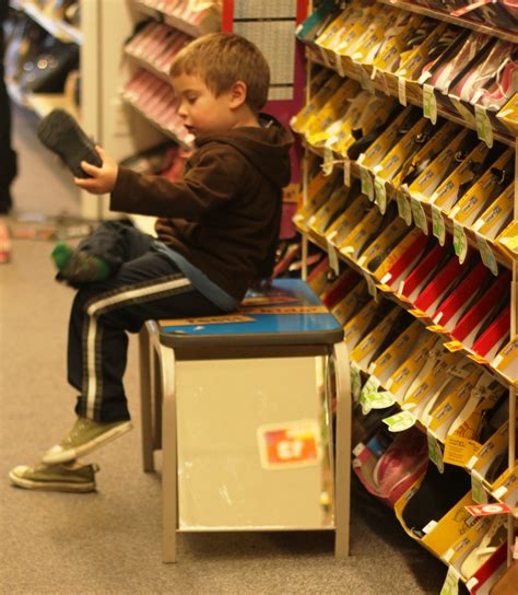 kid shoes stores payless boys club team up to help put their