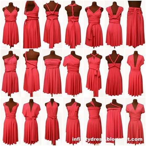 infinity dress pattern there must be 50 ways to tie your infinity dress