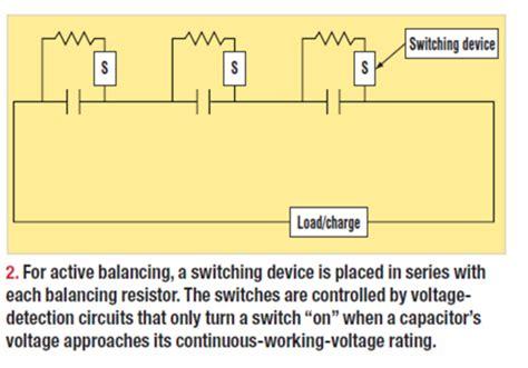 supercapacitor balance supercap balancing zellausgleich capcomp gmbh