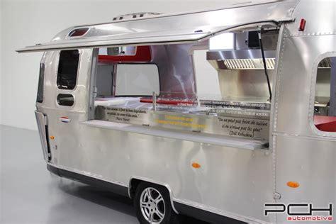remorque cuisine occasion remorque airstream diner one quot food truck quot pch automotive