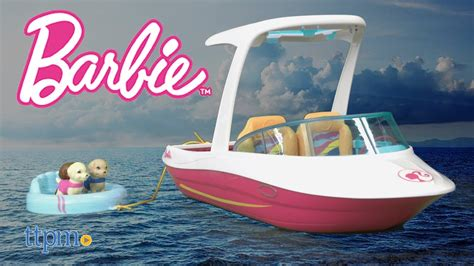 barbie ocean view boat argos barbie dolphin magic ocean view boat from mattel youtube