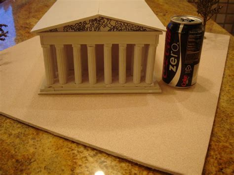 3d model and draws of house in athens irene kastriti the parthenon athens greece model all