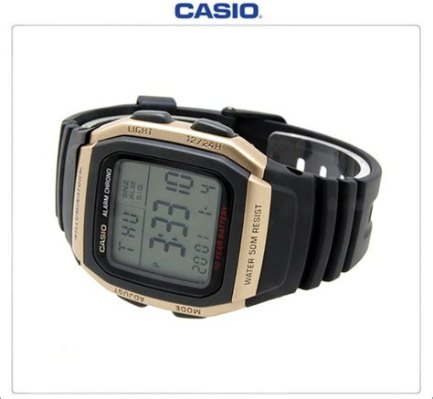 Casio Digital Pria W 96h 9av ä á ng há casio w 96h 9av