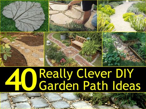 garden pathways ideas garden path comfy project on h3 40 really clever diy garden path ideas