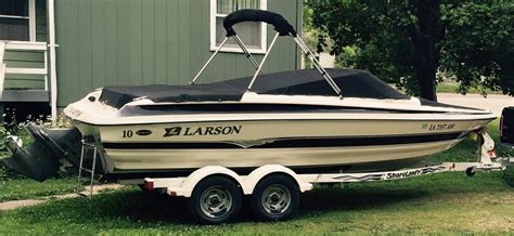 larson boats clear lake iowa larson 212 lsi 2004 for sale for 18 000 boats from usa