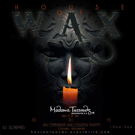 house of wax music house of wax dc an open bar halloween party tickets sat oct 31 2015 at 10 00 pm