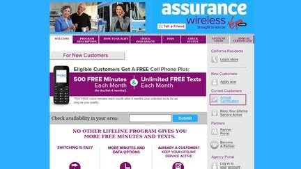 telephone number for assurance wireless : print discount