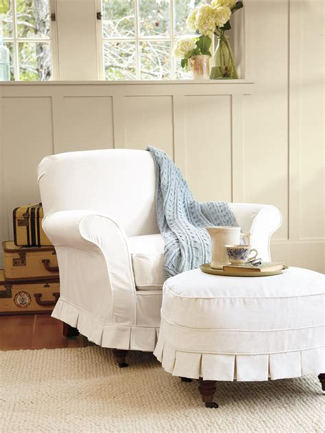 Chair Slipcovers - slipcovers for living and dining rooms hgtv