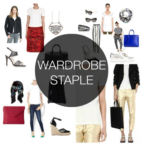 Wardrobe Staple by Haver Focusonstyle
