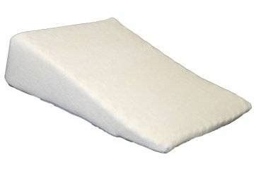sleep better bed wedge pillow solutions for better sleep ecaa