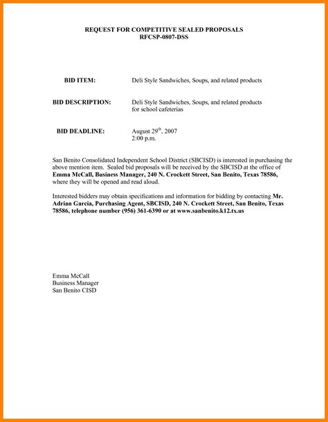 business closing letter to vendors rejection letter to vendor