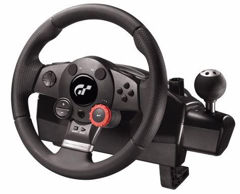 volanti per ps3 logitech driving gt il volante per playstation 3