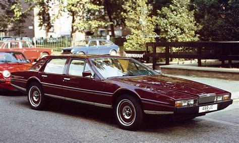 Lagonda Aston Martin by Aston Martin Lagonda
