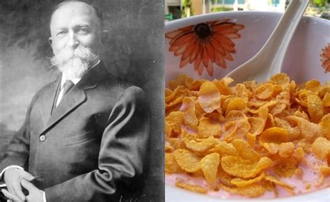 kelloggs corn flakes were originally invented to prevent people from masturbating wow