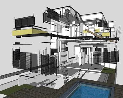 tutorial gambar rumah dengan sketchup tutorial pembuatan rumah dengan sketch up dan 3ds max vray