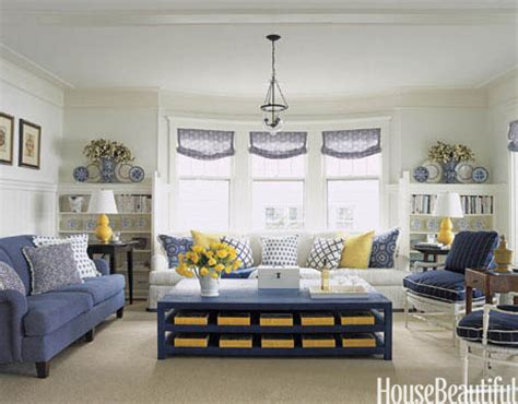 blue and white living room white blue yellow michigan tom stringer