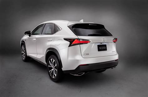 lexus sport 2015 2015 lexus nx 200t benefiting from a new 2 0 liter