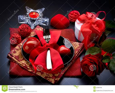 valentines day places dinner valentines day stock photo image 22586780