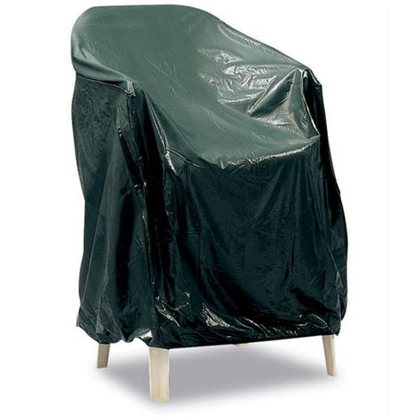 Vinyl Chair Covers reversible vinyl single patio chair cover in patio