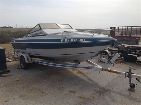 19 ft boat glastron glasstream 19 ft 1988 for sale for 850 boats