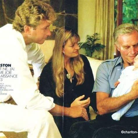 Charlton Heston Rest In Peace 2 by Lorsque L Enfant Para 238 T Chuck Avec N 233 Le 25