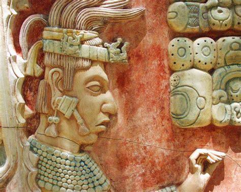 ATLANTEAN GARDENS: Maya ruler of Palenque, Pakal the Great