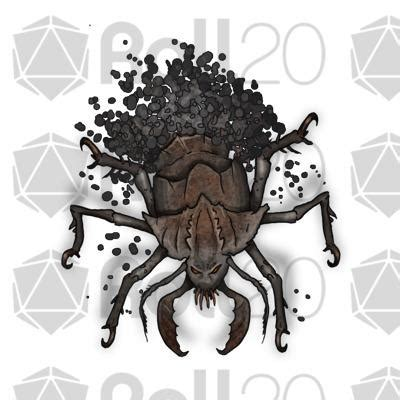 43 many legged fiends (ks) | roll20 marketplace: digital