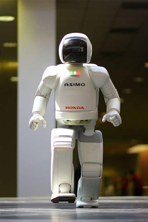 Of Robot asimo